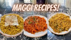 Maggi Recipes | Chilli Garlic, Cheesy Piri Piri & Makhani Maggi 🍝 #CookWithGG - YouTube Piri Piri, Maggi Recipes, Vegetarian Snacks, Different Recipes, Fried Rice, Chill, Garlic, Snack Recipes, Hot
