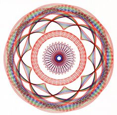 How to draw with Spirograph, 1967.