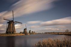 Kinderdijk - Netherlands by Martin Jansen on 500px