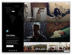 23 Most Fashionable And Distinctive WordPress Themes For Wordpress Gallery, Wordpress Theme, Minimalist Design, Professional Photographer, Travel Around, Awesome, Nature, Layouts, Photography