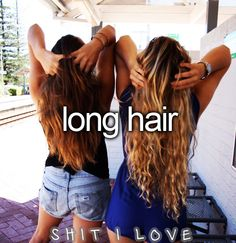 Can't wait for my hair to be long again! I'm never ever ever ever donating it again, I regret it everytime!