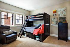 Boy Bedroom Design Regarding Modest Boy Bedroom Theme With Minimalist Design