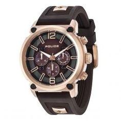 Reloj Caballero Police PL14378JSR12P | SEARS.COM.MX - Me entiende!