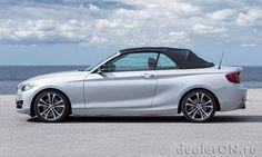 Кабриолет BMW 2-series / БМВ 2-серии