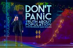 Hans Rosling's Yardstick of Wealth - Don't Panic - The Truth About Popul...