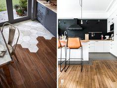 Cómo el material utilizado en el piso puede transformar un espacio. Decohunter. Pensar en decoración del hogar definitivamente nos transporta a los acabados que hay en el interior de él.  Lee más aquí