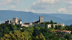 Celje Castle, Castles in Slovenia