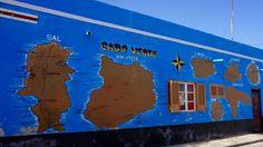 Street art #2 Cape Verde - CapeVerdeIslands.org