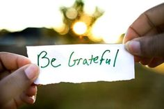 Learn grounding exercises to be more mindful and present to further see what we are grateful for each day.