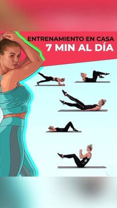 Full Body Gym Workout, Gym Workout Tips, Workout Videos, At Home Workouts, Fast Ab Workouts, Yoga Fitness, Fitness Tips, Gym Workout For Beginners, Keep Fit