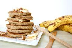 20-Minute Vegan and Gluten Free Banana Pancakes