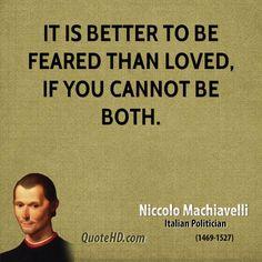 machiavelli+quotes | Niccolo Machiavelli Quotes