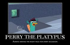 Perry the Platypus by xzibits41001