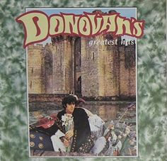 "DONOVAN ~ 1989 ""Greatest Hits"" commercial stock UK import compilation CD release…"