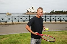 Lleyton Hewitt Photos: Tennis Australia Media Announcement
