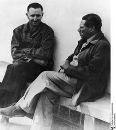 Brecht und Feuchtwanger