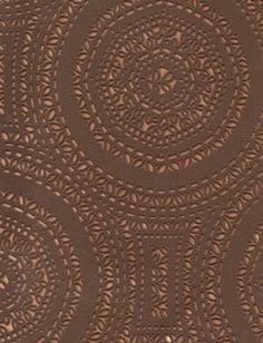 boutique galerie wallpaper - an intricate and warming wallpaper perfect for adding a touch of texture and definition to any room Galerie Wallpaper, Room Wallpaper, Copper Wallpaper, Free Printables, Projects To Try, Metallic, Warm, Touch, Texture