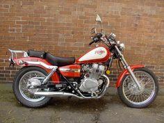 1996 Honda Rebel - my baby! How I miss you so :(