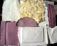 Pink Recycled Paper Art Supply Craft Paper by ThresholdPaperArt, $9.00