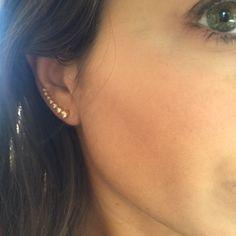 luxeout journey earrings