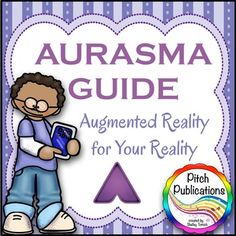 Really cool guide on using Aurasma in the classroom!