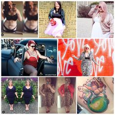 8 Instagrammers I Love To Stalk    I love instagram. From a blog perspective it is the social media platform I am most comfortable on for sure. And if you love fashion or are starting your body positive journey it is a great place for inspiration and sisterhood. I follow a thousand odd accounts on Instagram but there are some I check regularly and am a bit stalkerish about. These are 8 of them...  At the #vlv19 car show with @roadmencarclub. Wearing @stopstaringclothing. Photo by…