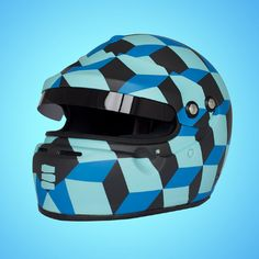 Swag: custom helmet GFX for PRO, though probably a road racing helmet.