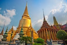 Tempio Pho, Thailandia