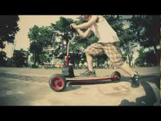Rodado Infantil sin Pedales_Camusio - YouTube