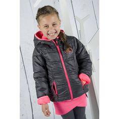 Quapi CHANOE Dark Shadow Quapi winter 2015 maat 92 t.m 164 #vipkidz #Girls #wintercollectie2015 #fashion #online #snelleverzending