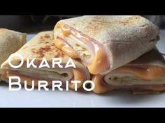 【ダイエット】簡単!低糖質でグルテンフリーのブリトー作ろう!おからパウダーと思えない旨さの本格ブリトー!How to make gluten free Okara burritos. - YouTube Cooking Bread, Burritos, Low Carb, Breakfast, Health, Ethnic Recipes, Food, Savory Snacks, Recipes