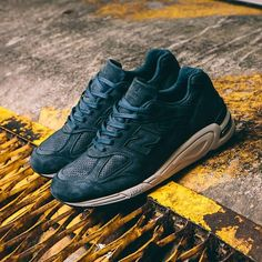 Stay dipped with the inky blue 990v2 visit @uptherestore if you're looking to score. #sneakerfreaker #snkrfrkr #newbalance #990v2  via SNEAKER FREAKER MAGAZINE OFFICIAL INSTAGRAM - Fashion  Advertising  Culture  Beauty  Editorial Photography  Magazine Covers  Supermodels  Runway Models