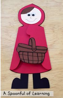 A Spoonful of Learning: Little Red Riding Hood