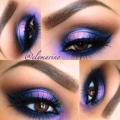 Gorgeous Makeup: Tips and Tricks With Eye Makeup and Eyeshadow – Makeup Design Ideas Gorgeous Makeup, Pretty Makeup, Love Makeup, Makeup Inspo, Makeup Art, Makeup Inspiration, Beauty Makeup, Makeup Ideas, Makeup Style