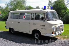 Barkas B1000 Krankenwagen Bild