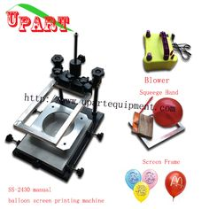 latex balloon silk screen printer by hande //Price: $US $428.00 & FREE Shipping //     #cleaningappliances
