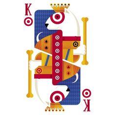 Bullseye Playing Card Gift Card - $25