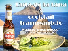En esta ruta de la tapa tan especial ¡nada es lo que parece!. Hazte una fotografía con la tapa o cocktail y súbela a Instagram o Twitter poniendo hashtag #rutadelatapaycocktailaguilas y nombra en la fotografía a Hosteaguilas => http://www.murciaturistica.es/es/evento/ruta-de-la-tapa-y-el-cocktail-trampantojo-M421907/?utm_source=Pinterest&utm_medium=Redes%20Sociales&utm_campaign=ruta%20de%20la%20tapa%20de%20%C3%81guilas