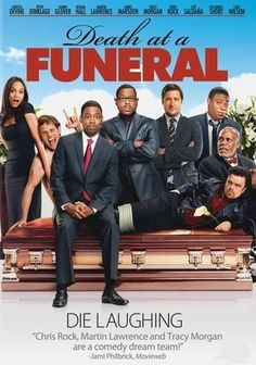 Rent Death at a Funeral starring Chris Rock and Martin Lawrence on DVD and Blu-ray. Get unlimited DVD Movies & TV Shows delivered to your door with no late fees, ever. Martin Lawrence, Movies Showing, Movies And Tv Shows, Loretta Devine, Tracy Morgan, Really Good Movies, Danny Glover, Movies Worth Watching, Movie Posters