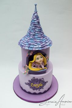 Tangled Cake by Soraia Amorim