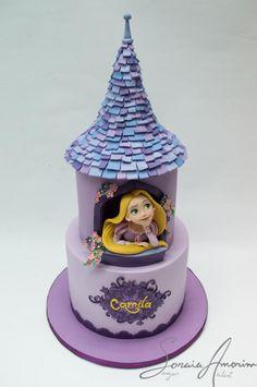 Tangled Cake by Soraia Amorim