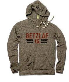 Getzlaf Font Orange