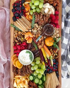 636 Likes, 35 Comments - Taylor Brown Charcuterie Recipes, Charcuterie Platter, Charcuterie And Cheese Board, Antipasto Platter, Cheese Boards, Party Food Platters, Cheese Platters, Best Party Food, Grazing Tables