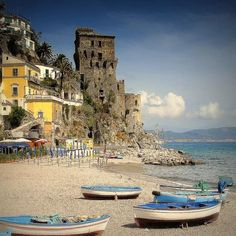 Cetara, province of Salerno
