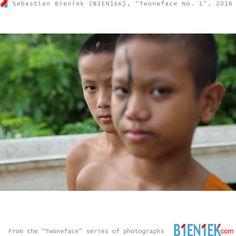 "Sebastian Bieniek (B1EN1EK), ""Twoneface No. 1"", 2016. Photography. From the ""Twoneface "" series.  Now online: https://www.b1en1ek.com/works/photography/2016-twoneface/"