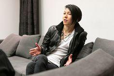 MIYAVI Miyavi, The Man, Daddy, Interview, Bomber Jacket, Celebrities, Music, People, Musica