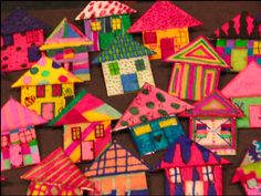 Houses for Haiti… and a Rabbit Trail | TeachKidsArt