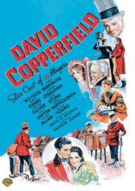 DVD CINE 1533 - David Copperfield (1935) EEUU. Dir.: George Cukor. Infancia. S. XIX. Sinopse: Inglaterra, século XIX. Cando o pai do mozo David morre, a súa nai volve casar. O seu padrasto é un home cruel que, despois de enviudar, manda a David a Londres para que viva do seu traballo. Adaptación da famosa novela de Charles Dickens. Obtivo tres nomeamentos aos Óscar, incluíndo a de mellor película.