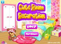 Spróbuj wraz z dziewczyną przemeblować jej pokój. Skorzystaj z dostępnych mebli i wykonaj ciekawą zmianę!  http://www.ubieranki.eu/gry/3908/slodkie-dekoracje.html