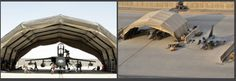 Military hangers http://www.militarysystems-tech.com/suppliers/military-hangars-and-buildings/rubb-buildings-ltd